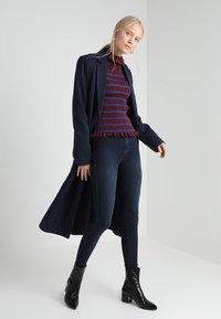 Dr.Denim Tall - Skinny-Farkut - worn dark blue - 1