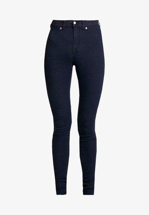 Skinny džíny - darkest blue
