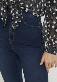 Dr.Denim Tall - SOLITAIRE - Jeans Skinny Fit - dark pacific blue - 4