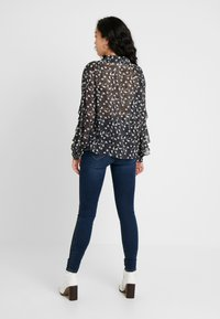 Dr.Denim Tall - SOLITAIRE - Jeans Skinny Fit - dark pacific blue - 2