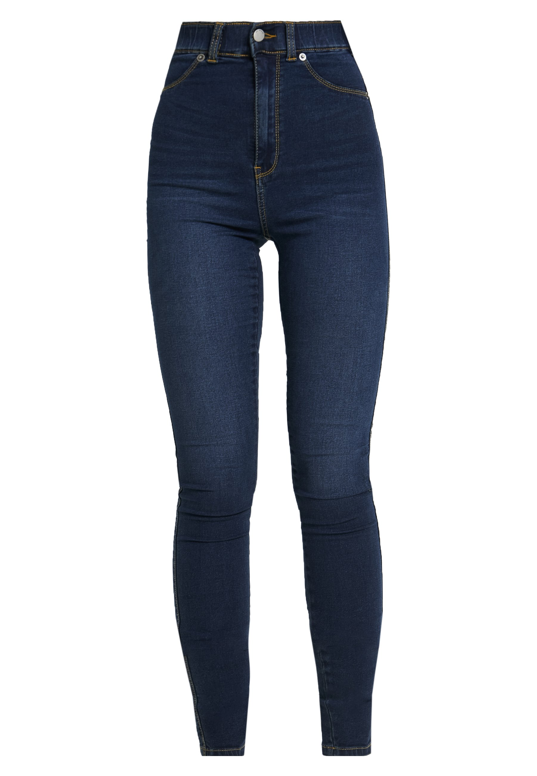 Dr.Denim Tall SOLITAIRE - Jeans Skinny Fit - dark pacific blue