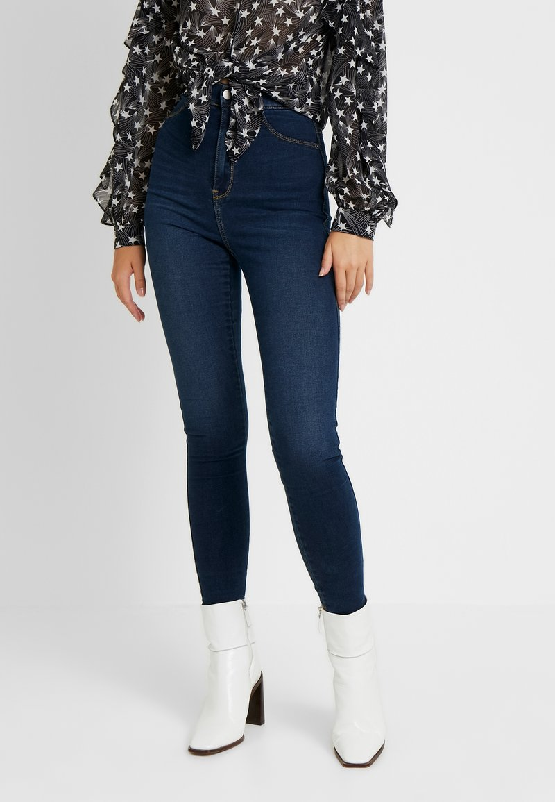 Dr.Denim Tall - SOLITAIRE - Jeans Skinny Fit - dark pacific blue
