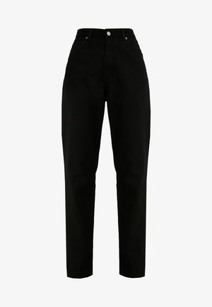 NORA MOM - Relaxed fit jeans - black