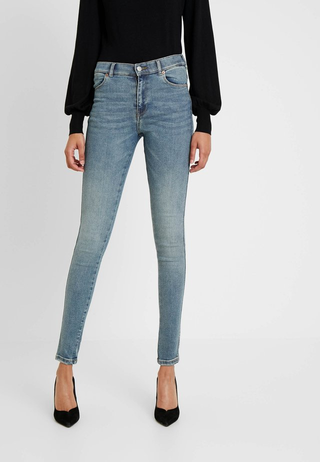 LEXY - Jeans Skinny Fit - west coast blue