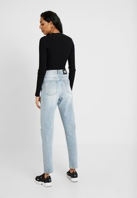 Dr.Denim Tall - NORA - Relaxed fit jeans - downtown ripped blue - 2
