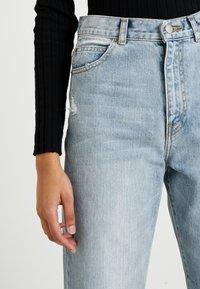 Dr.Denim Tall - NORA - Relaxed fit jeans - downtown ripped blue - 3