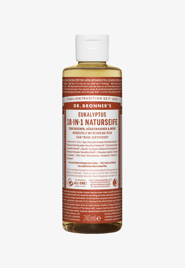 18-IN-1 NATURAL SOAP - Żel pod prysznic - eukalyptus