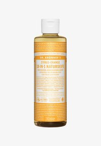 Dr. Bronner´s - 18-IN-1 NATURAL SOAP 240ML - Shower gel - zitrus-orange - 0