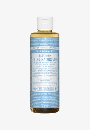 18-IN-1 NATURAL SOAP 240ML - Shower gel - baby mild