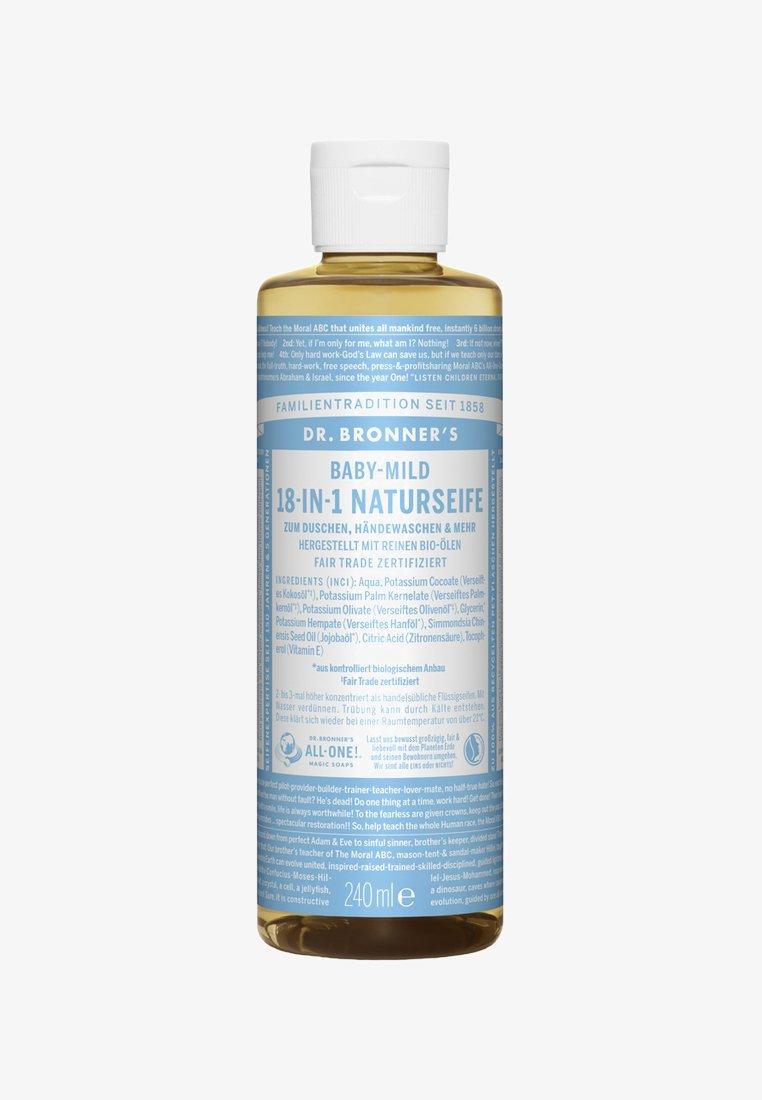 Dr. Bronner´s - 18-IN-1 NATURAL SOAP 240ML - Docciaschiuma - baby mild