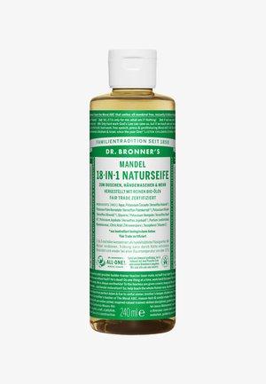 18-IN-1 NATURAL SOAP 240ML - Gel douche - mandel
