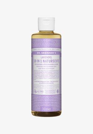 18-IN-1 NATURAL SOAP 240ML - Gel douche - lavendel