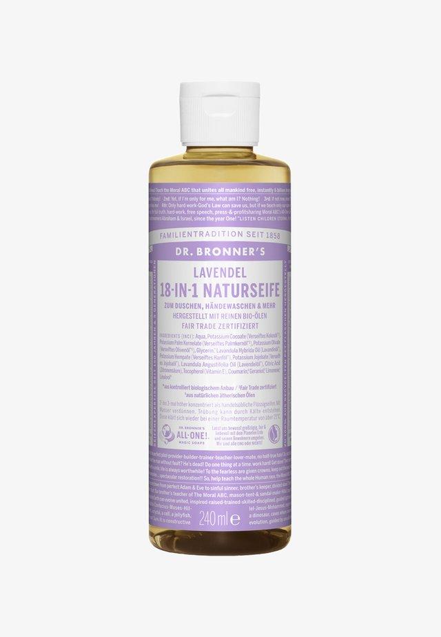 18-IN-1 NATURAL SOAP - Żel pod prysznic - lavendel