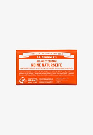 PURE NATURAL SOAP 140G - Sæbebar - teebaum