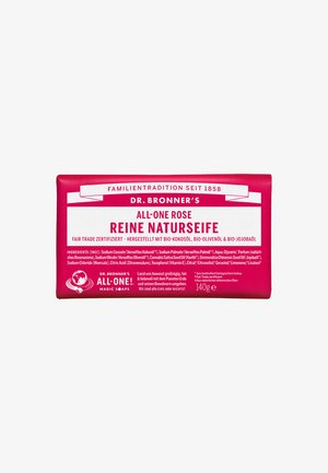 PURE NATURAL SOAP 140G - Sæbebar - rose