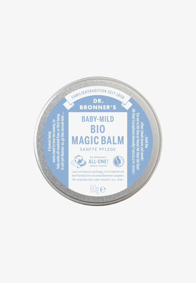 Dr. Bronner´s - BIO MAGIC BALM 60G - Lippenbalsem - baby mild