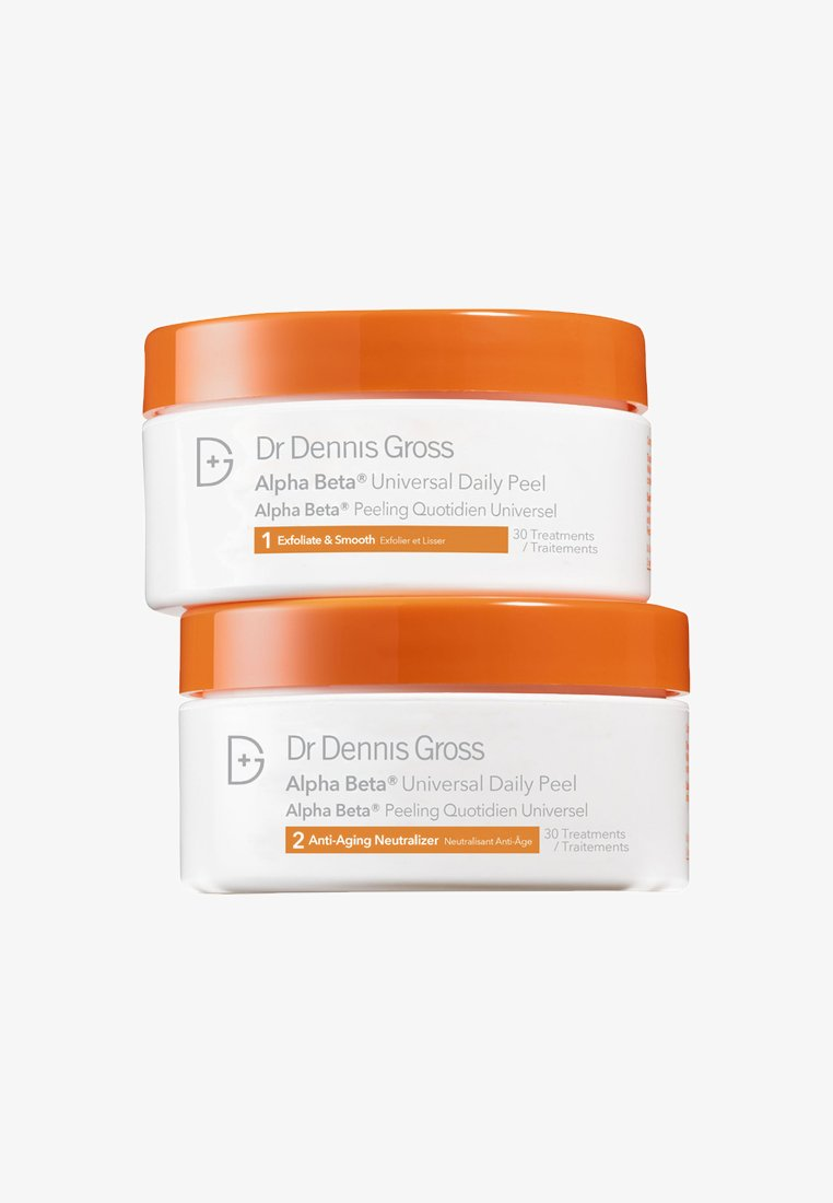 Dr Dennis Gross - ALPHA BETA® PEEL UNIVERSAL FORMULA JAR, 30 PADS - Peeling - neutral