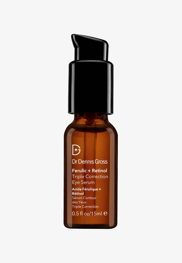 FERULIC + RETINOL EYE SERUM 15ML - Øjenpleje - neutral