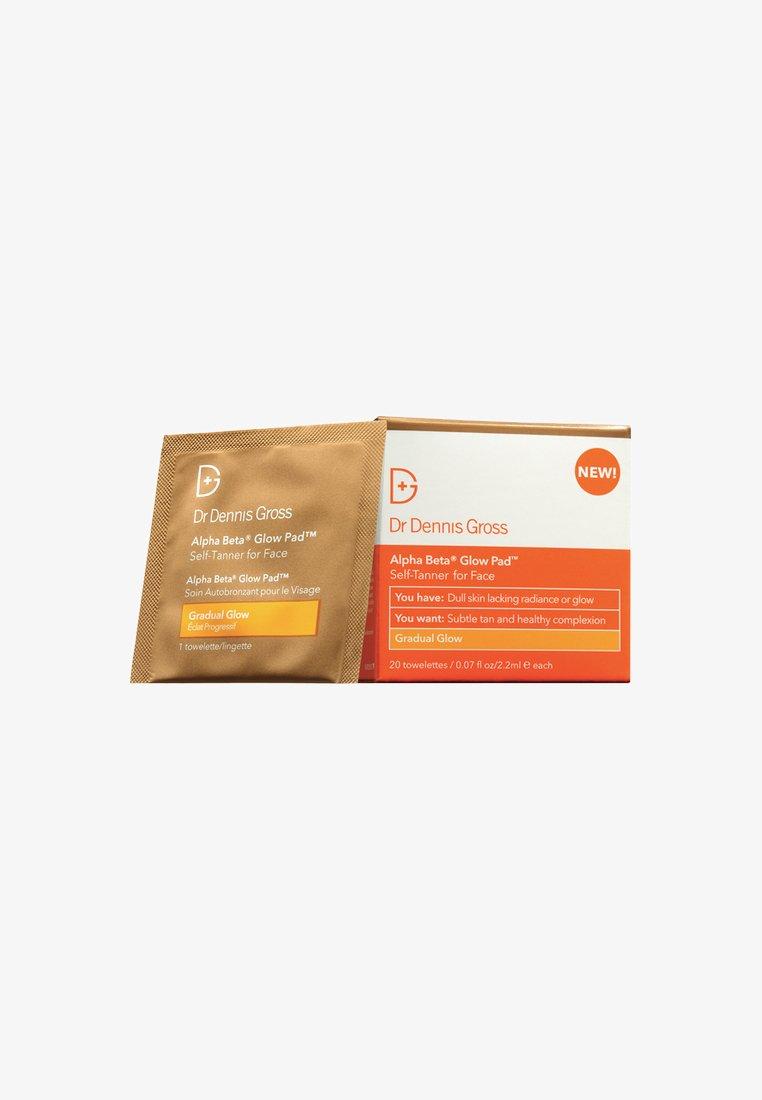 Dr Dennis Gross - ALPHA BETA® GRADUAL GLOW PAD, 20 PACK - Selvbruner - neutral