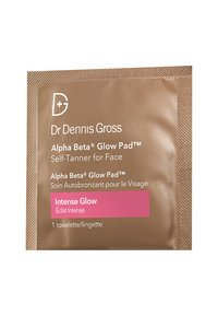 Dr Dennis Gross - ALPHA BETA® GLOW PAD INTENSE FOR FACE 20 PACK - Autobronzant - neutral