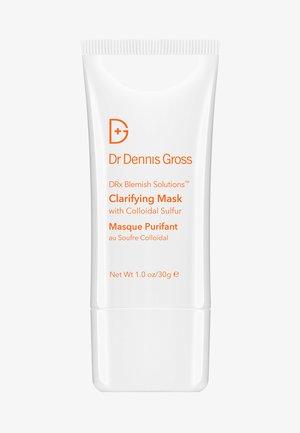 DRX BLEMISH SOLUTION CLARIFYING MASK - Masque visage - -