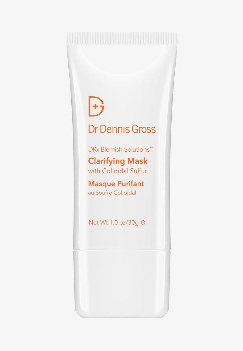 Dr Dennis Gross - DRX BLEMISH SOLUTION CLARIFYING MASK - Face mask - -