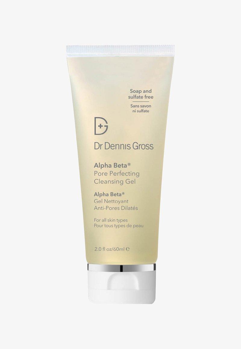 Dr Dennis Gross - ALPHA BETA CLEANSING GEL 60ML - Cleanser - -