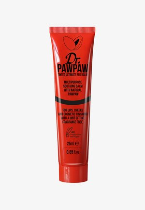 TINTED BALM 25ML - Läppbalsam - ultimate red
