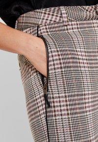 Dranella - FANGO PANTS FASHION FIT - Spodnie materiałowe - beige - 6