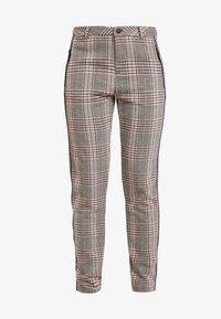 Dranella - FANGO PANTS FASHION FIT - Spodnie materiałowe - beige - 5
