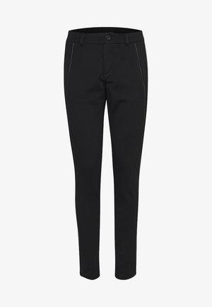 DRGILANO - Pantaloni - black
