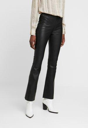 FRUNA PANTS THEA FIT - Leggings - black