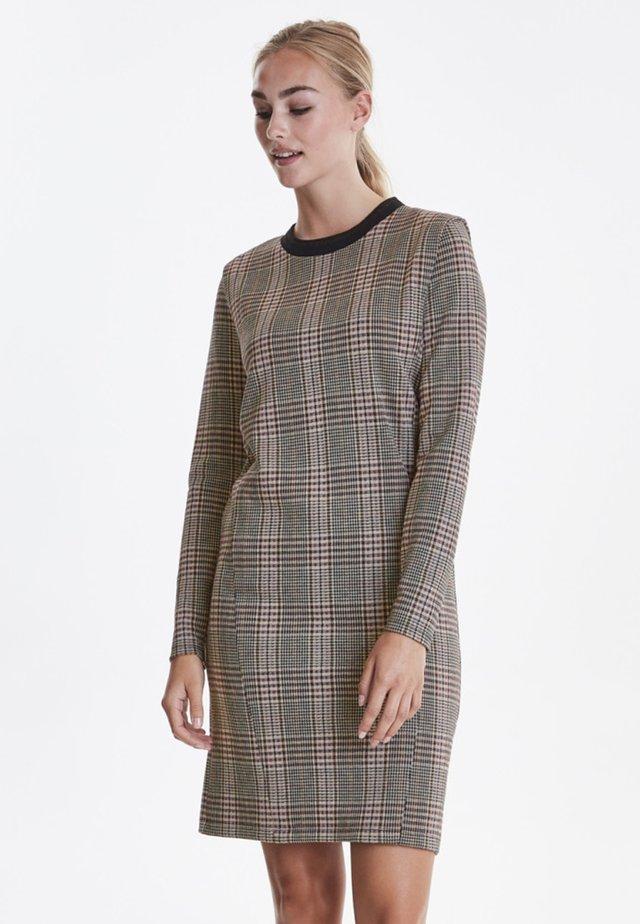 REGULAR - Vestido informal - check