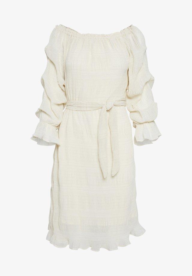 DRJILANE - Sukienka letnia - white swan