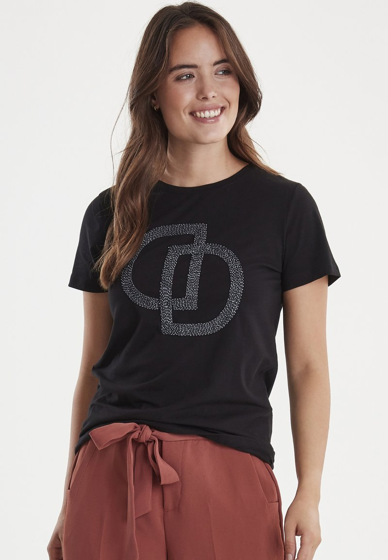 Dranella - DRGORIME  - T-shirts print - black