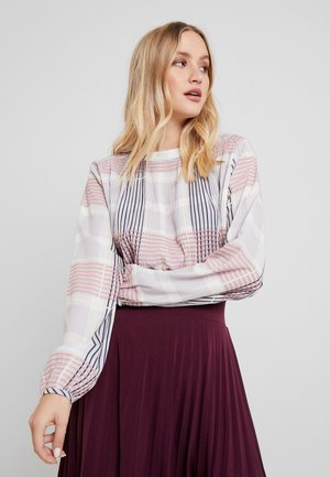 DRHILAY BLOUSE - Blouse - off-white