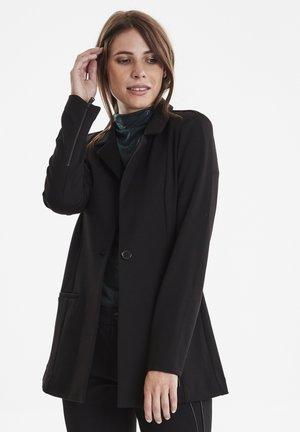 DRGILANO  - Halflange jas - black