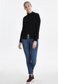 Dranella - DRFILENA  - Stickad tröja - black - 1