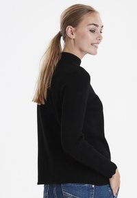 Dranella - DRFILENA  - Stickad tröja - black - 3