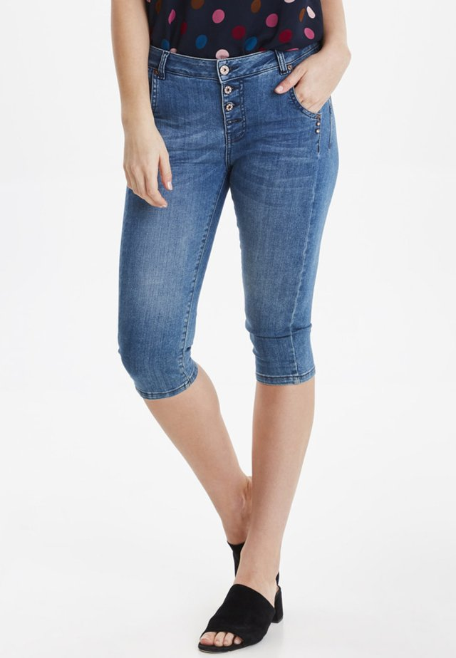 OFFEE  KNICKERS - Jeans Skinny Fit - blue