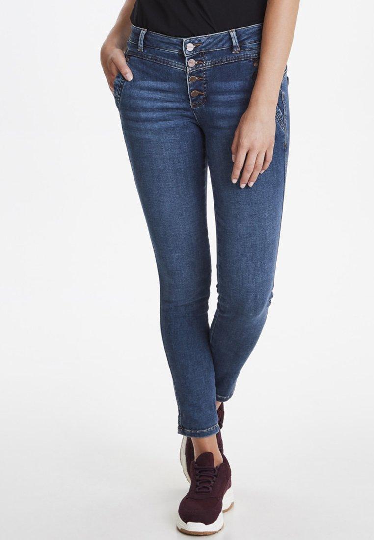 Dranella - TESSA - Jeans Skinny Fit - iznik blue