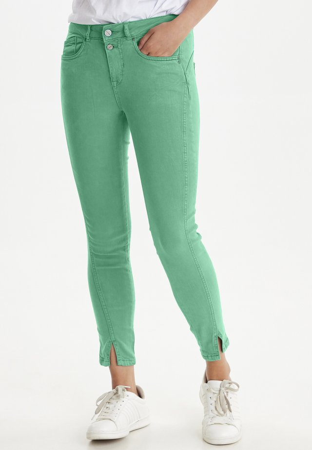 SUSSEX - Jeans Skinny Fit - pepper green