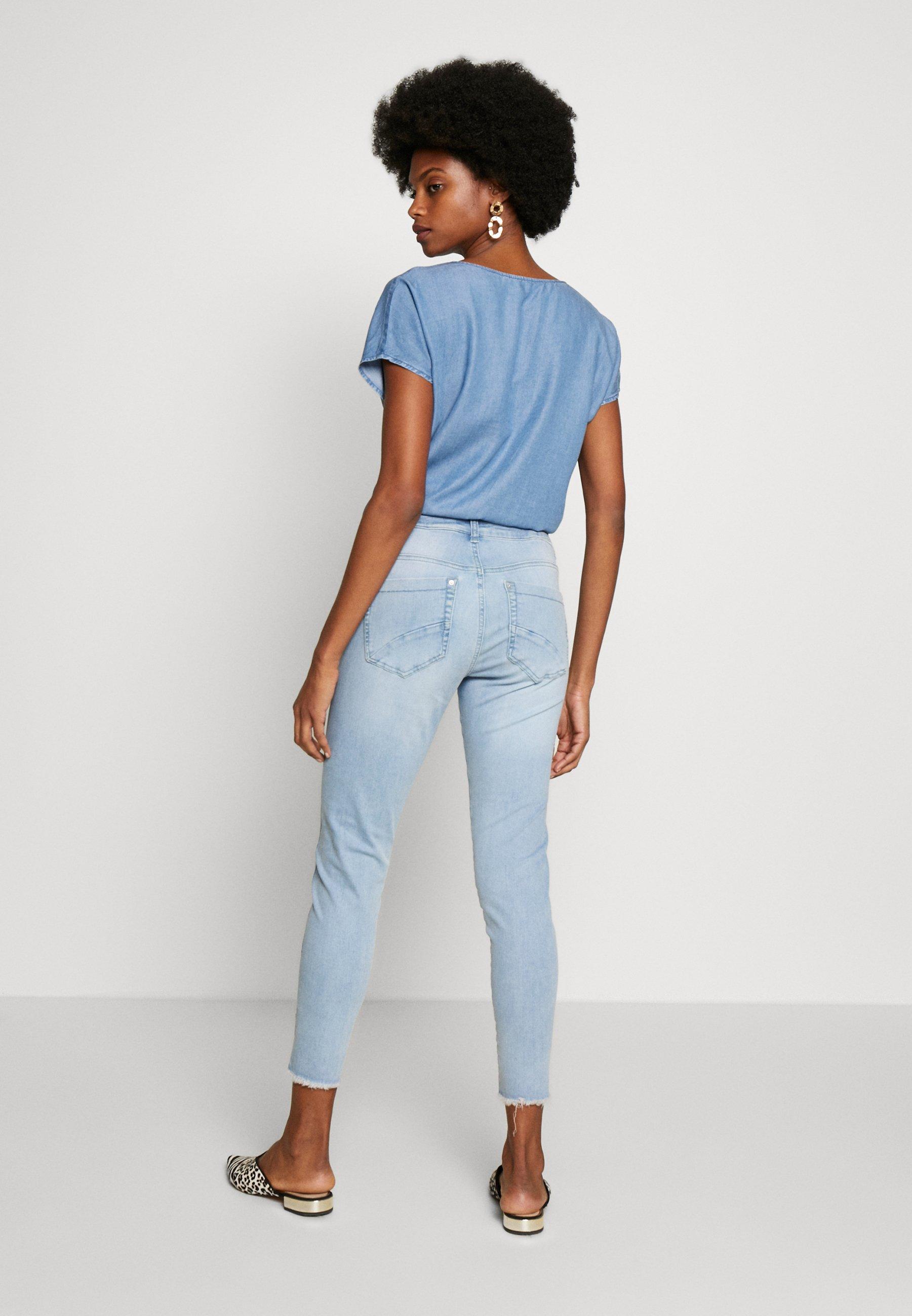 Dranella TESSA FIT - Jeansy Slim Fit - light blue