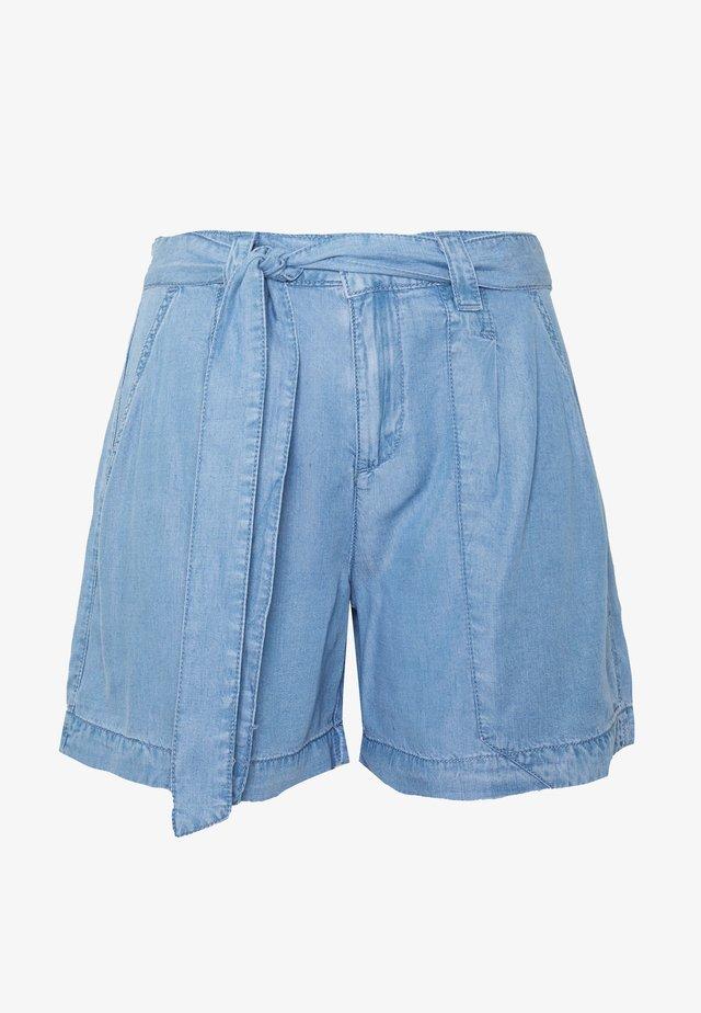 DRJARA FASHION FIT  - Shorts - light-blue denim