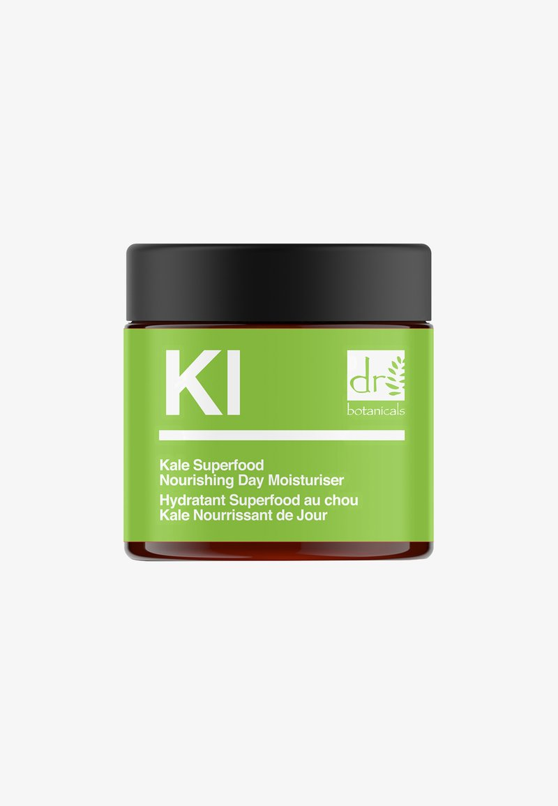 Dr Botanicals - KALE SUPERFOOD NOURISHING DAY MOISTURISER 50ML - Soin de jour - -