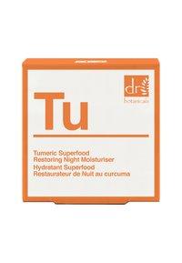 Dr Botanicals - TURMERIC SUPERFOOD RESTORING NIGHT MOISTURISER 50ML - Trattamenti notte - - - 1