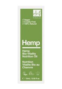 Dr Botanicals - HEMPBIO-VITALITY NUTRITION OIL 15ML - Olio viso - - - 2