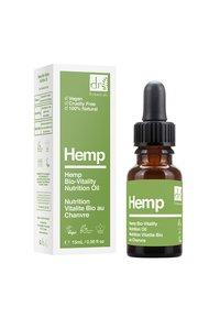 Dr Botanicals - HEMPBIO-VITALITY NUTRITION OIL 15ML - Olio viso - - - 1