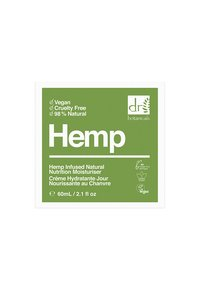 Dr Botanicals - HEMPINFUSED NATURAL NUTRITION MOISTURISER 50ML - Dagcrème - - - 2