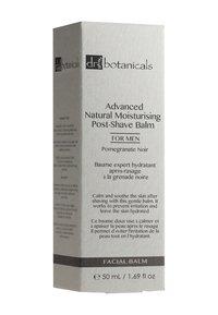 Dr Botanicals - POMEGRANATE NOIR ADVANCED NATURAL MOISTURISING POST-SHAVE BALM 50ML - After-Shave Balsam - - - 1
